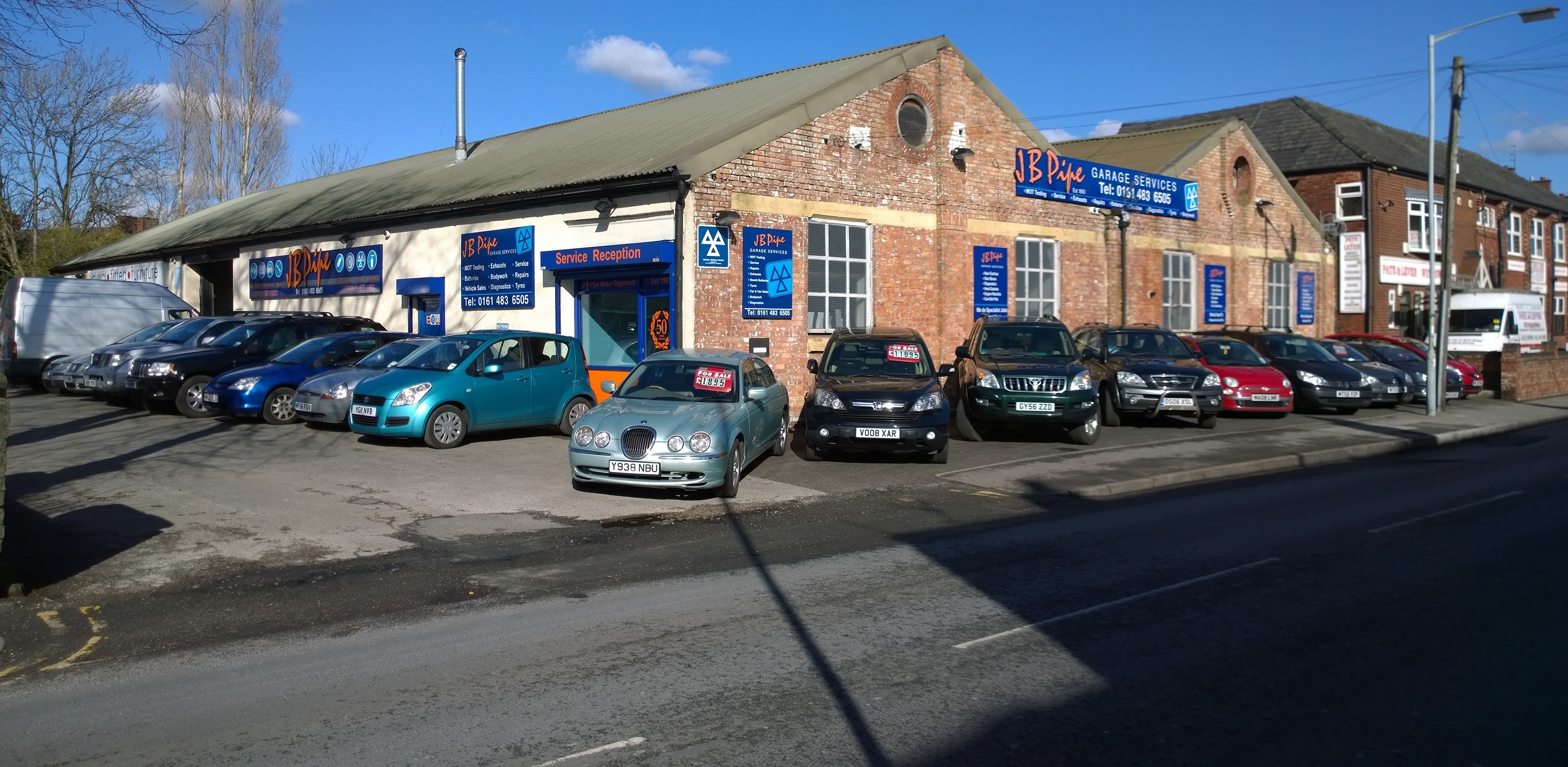 Used car sales rooms in llandudno